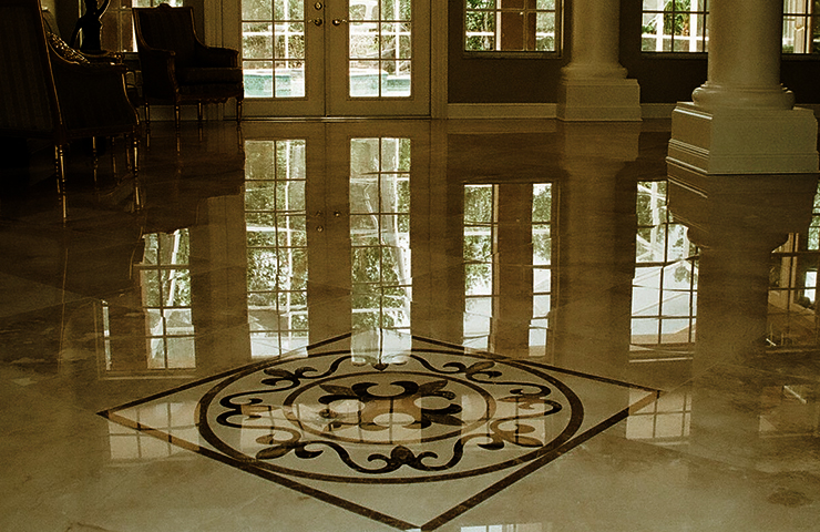 Travertine – Always the right choice
